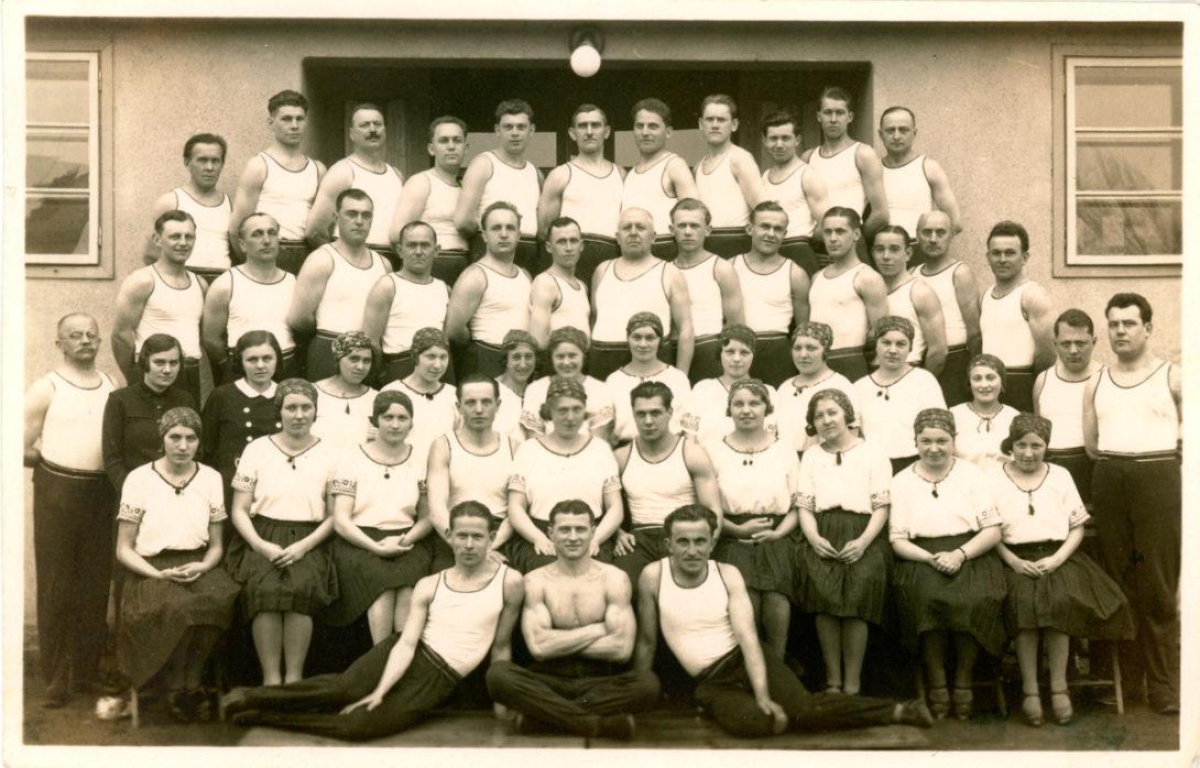 Kukleny Sokol 1934