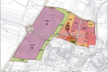 Kukleny změna územního plánu 2010